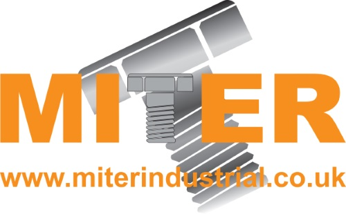 miter industrial web logo large