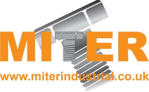 miter industrial web logo large
