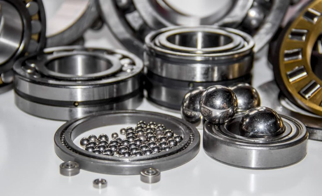 power transmission components ball bearings