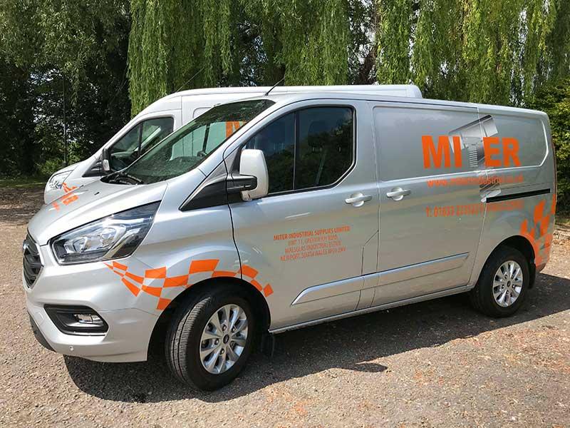 miter industrial supplies van fleet