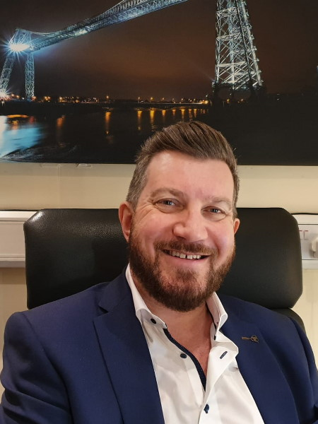 Julian Winfield of Miter Industrial