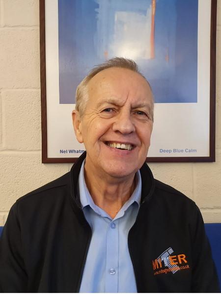 Len Restan of Miter Industrial